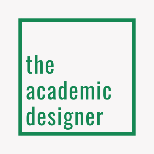 The Academic Designer Logo
